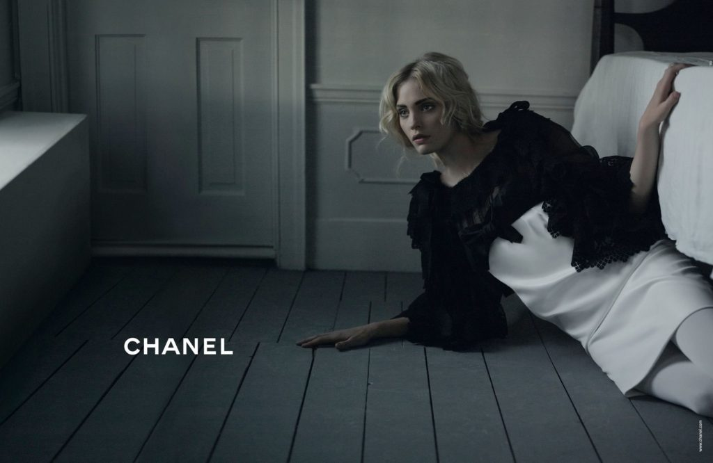 Heidi Mount for Chanel