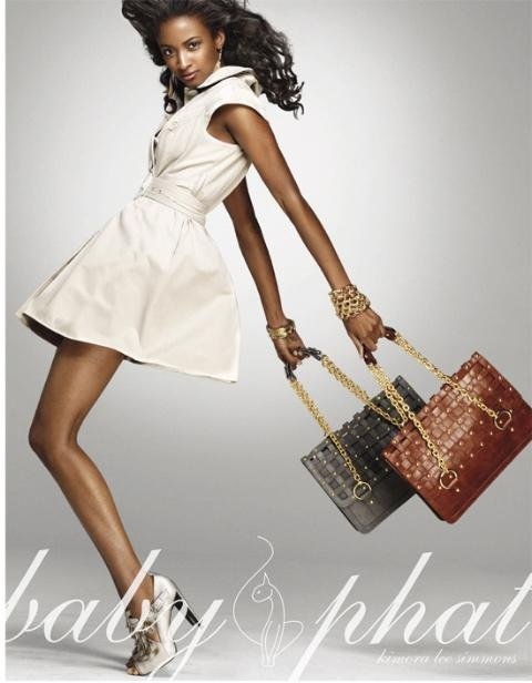 Lyndsey Scott for Baby Phat