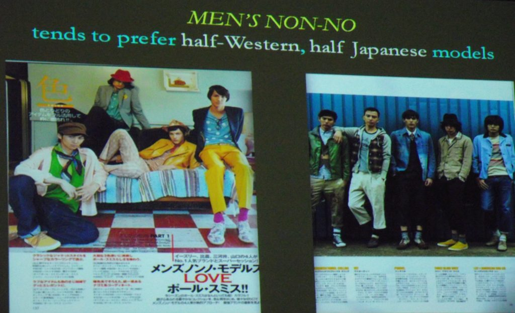 Japanese Men's Fashion Magazine