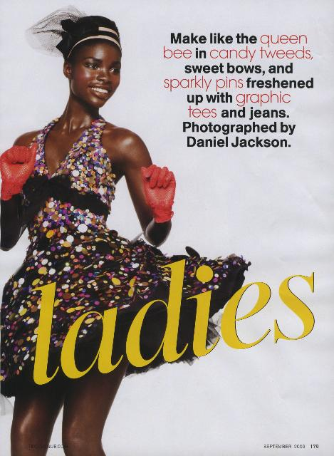 Jeneil Williams - Teen Vogue 2009