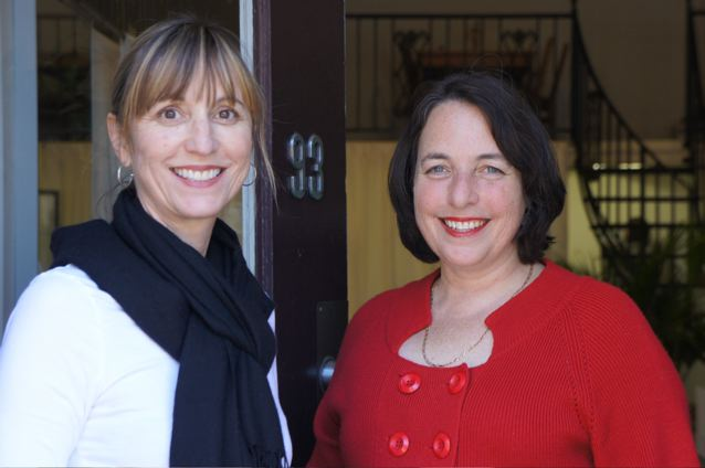 Catherine Stebbins, Creative Director of TRUUdesigns and Louise Wannier, Founder & CEO of TRUUdesigns Founder and CEO
