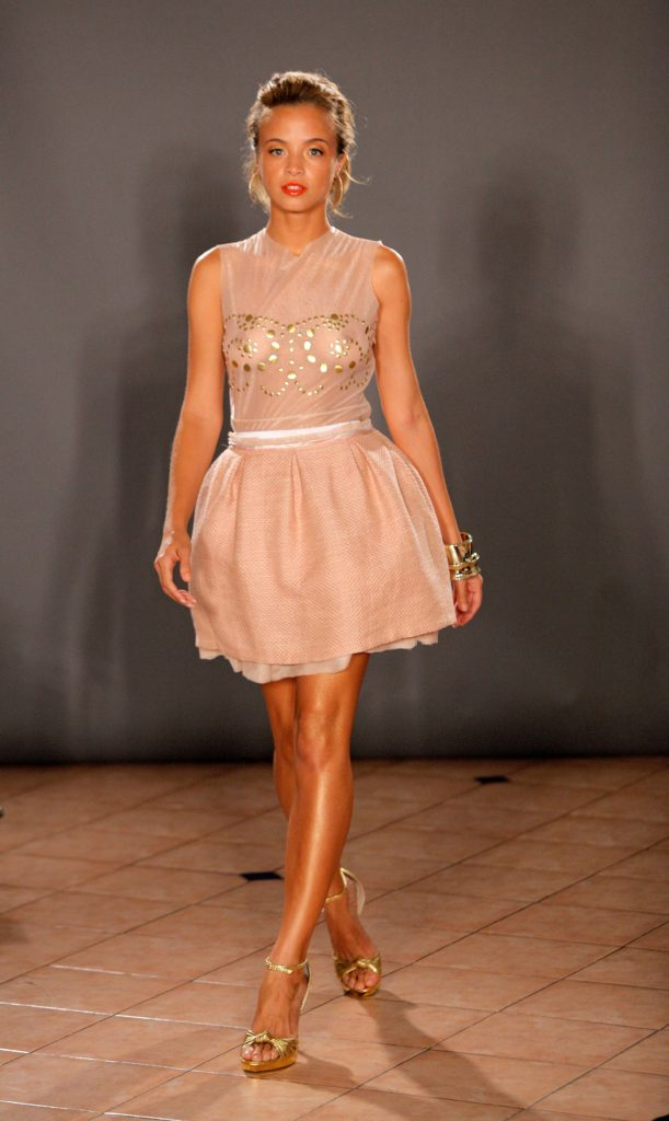 Stacy Lomman Spring/Summer 2011 Photo Credit: Randy Brooke