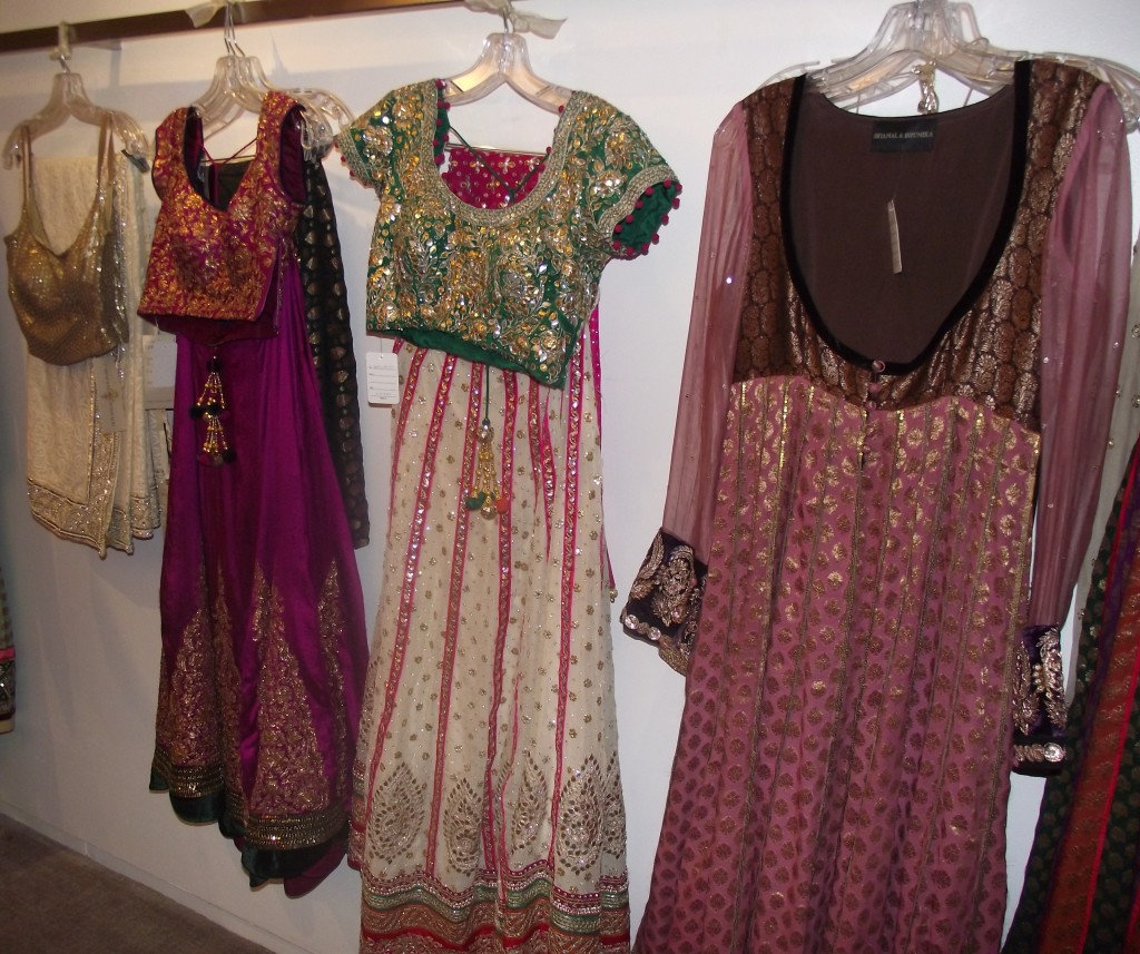 Traditional Indian Fashions in Soigne K Boutique