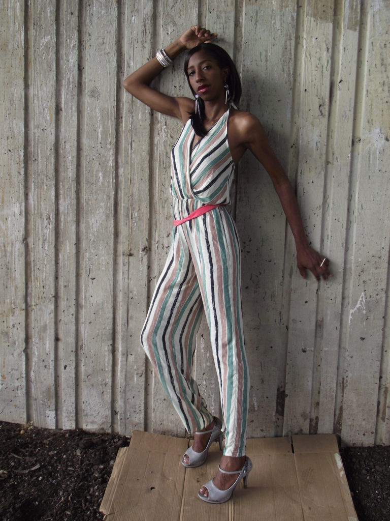 Kiyauna Kingsberry in Classy Closet and k2o by Karen Ko