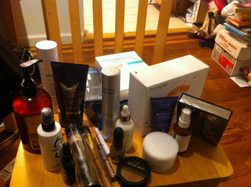 Press Pen: QVC Beauty Event Product Review
