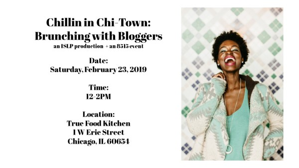 Chillin in Chi-Town: Brunching with Bloggers