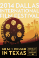 Dallas International Film Festival (Image from Dallas International Film Festival Website)