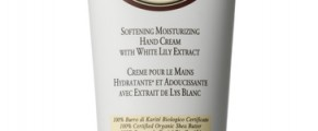 Perlier Shea Butter White Lily Hand Cream (Image from Perlier.com)