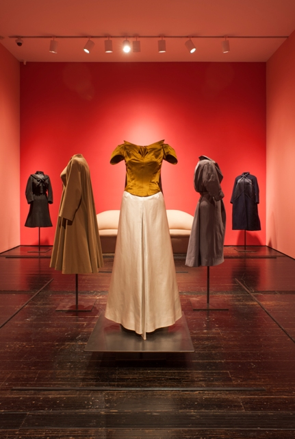 A Thin Wall of Air: Charles James at The Menil Collection (Photo Courtesy of The Menil Collection)