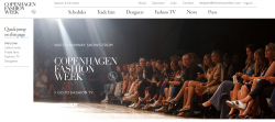 Copenhagen Fashion Week (Image from Copenhagenfashionweek.com)