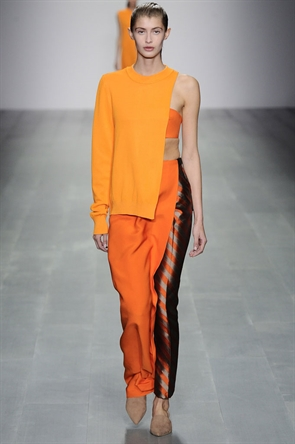 Lucas Nascimento S/S 2015 (Image from LondonFashionWeek.co.uk)