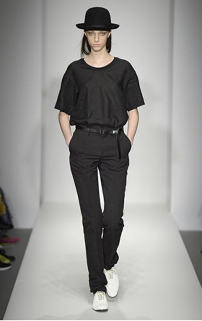 Margaret Howell S/S 2015 (Image from LondonFashionWeek.co.uk)