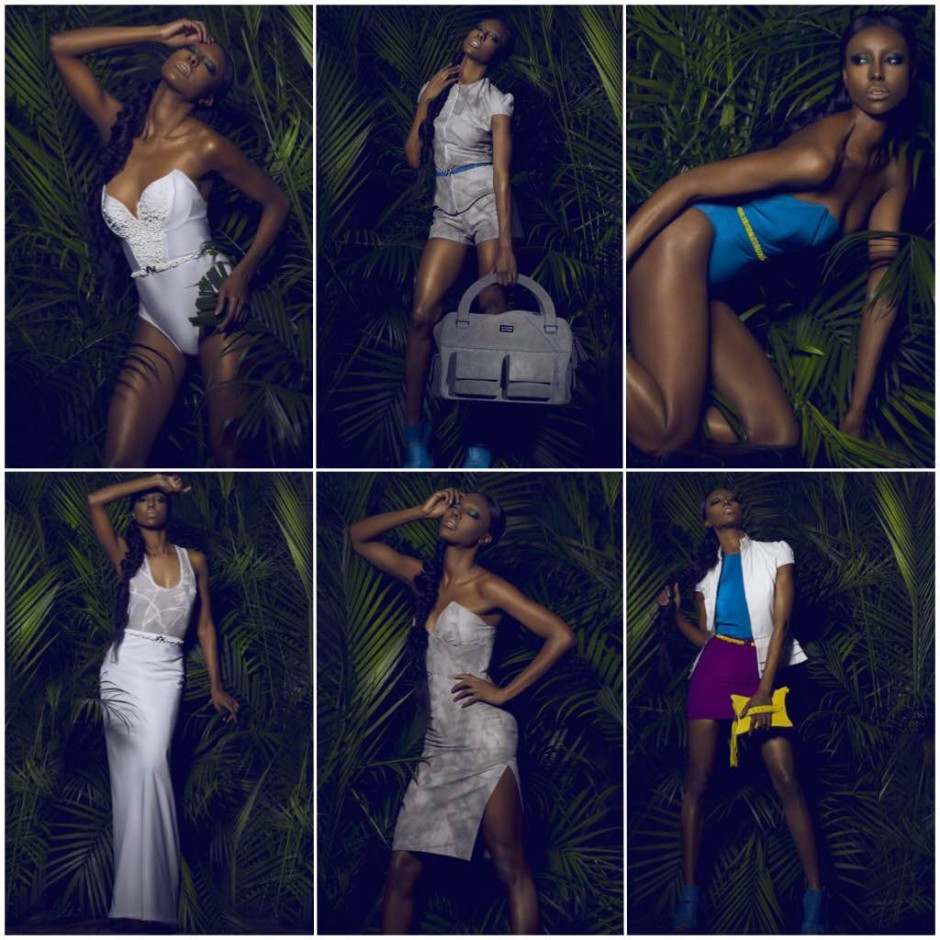 Designs by Mychael Knight (Photo credit: James Anthony)