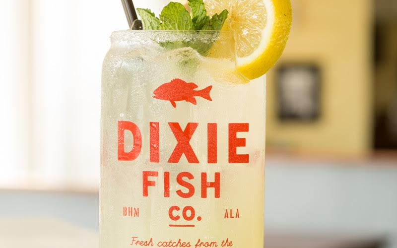 Summer in the south presents the best eats in birmingham for Dixie fish company