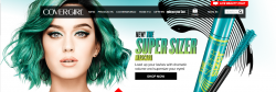 Katy Perry for COVERGIRL (Image from COVERGIRL.com)