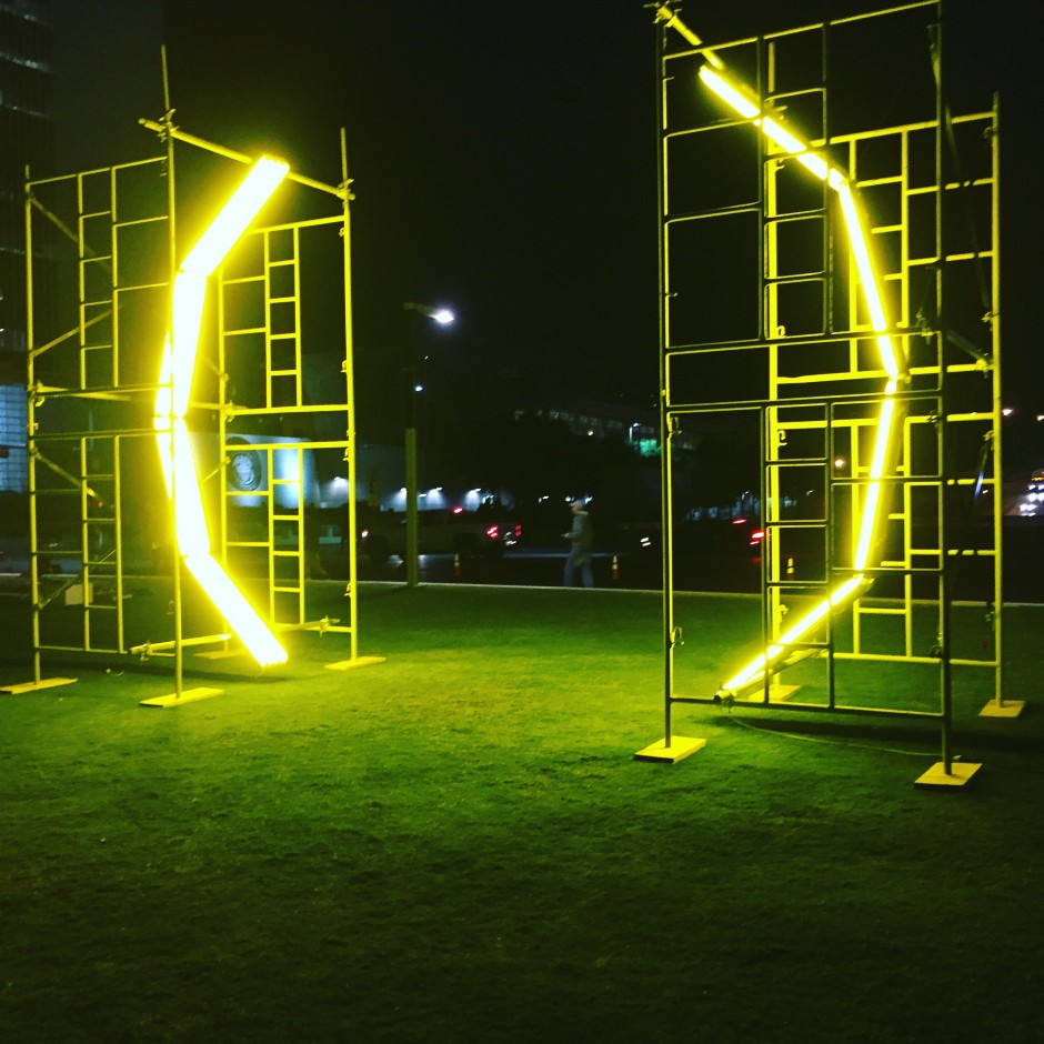 Art at Aurora (Image by LoudPen)