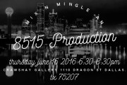 Mix n Mingle, an 8515 Production (Created by Cacha Lopez)