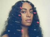 Solange on the cover of A Seat at the Table