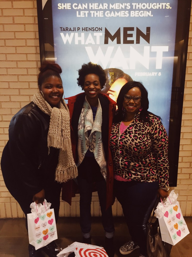 Pen's Flicks: What Men Want -- KMo, LoudPen, and Michelle (Image by Jay)