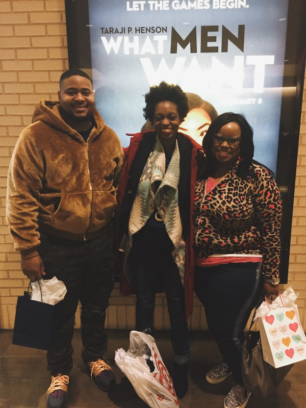 Pen's Flicks: What Men Want -- Jay, LoudPen, and Michelle (Image by KMo)