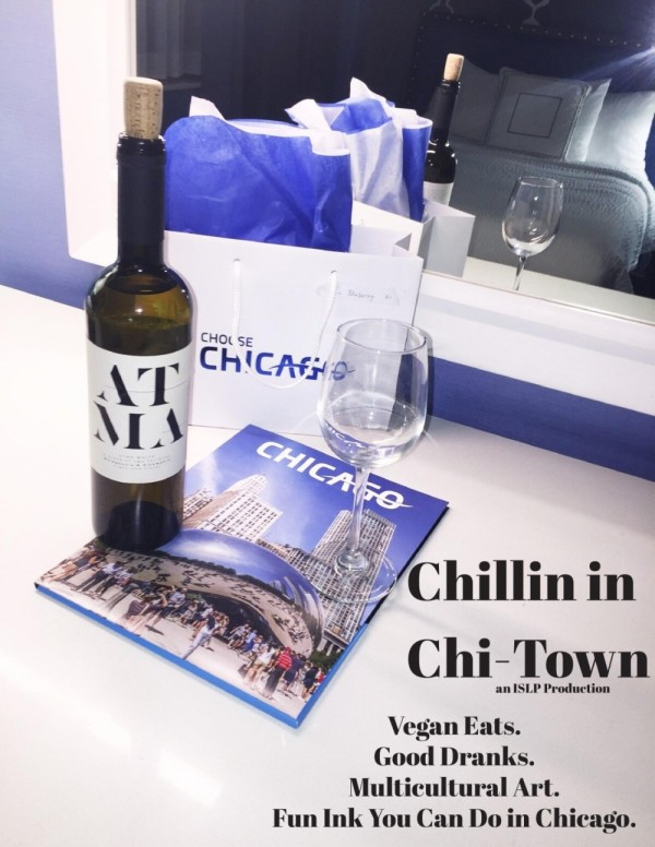 Chillin in Chi-Town: a digital travel guide created by ISLP